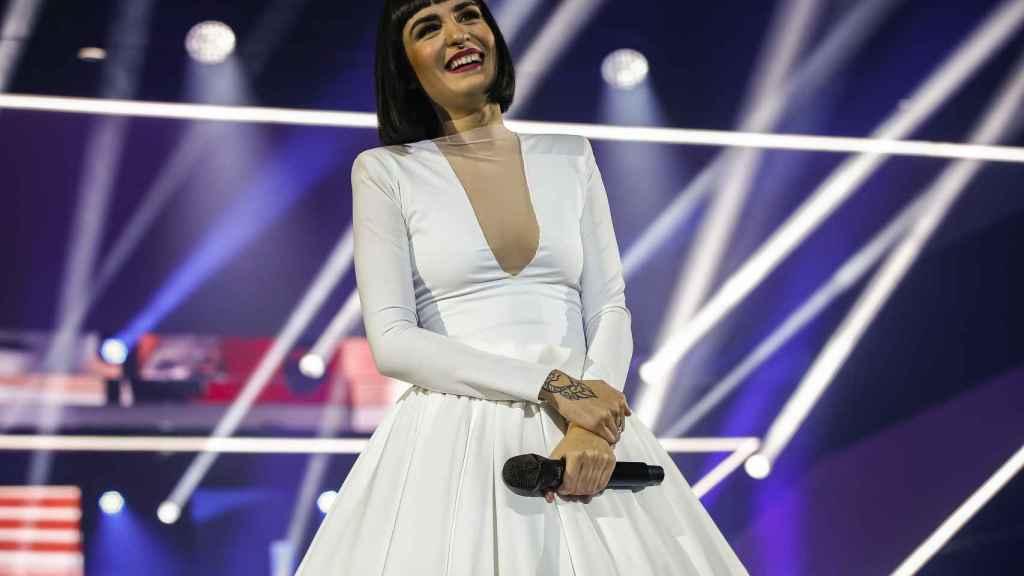 Natalia Lacunza fue tercera finalista en 'OT 2018'.
