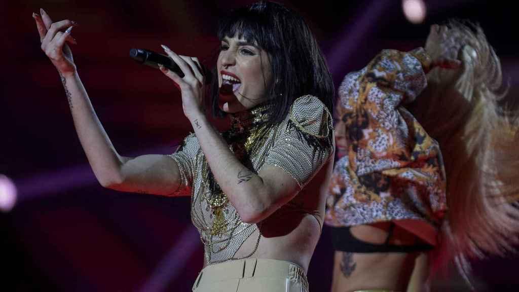 Natalia Lacunza ha hecho su primera gira en solitario en plena pandemia.