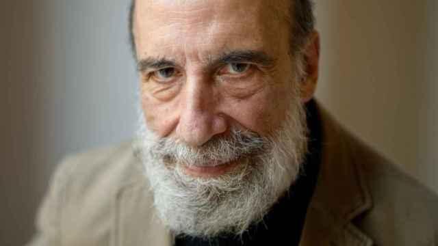 El poeta Raúl Zurita.
