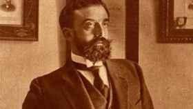El abogado y político catalán Francesc Layret.