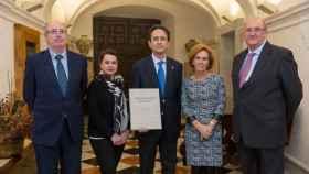El historiador Ricardo Fernández Gracia es autor del libro mejor editado en la categoría de bibliofilia.