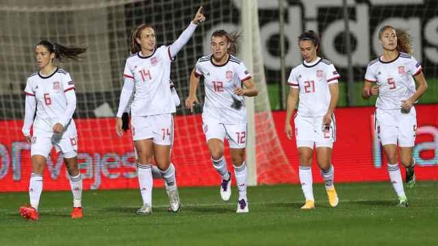 España sigue imparable y golea a Moldavia: la Eurocopa, más cerca