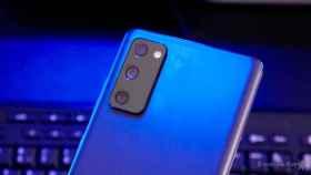 La cámara de Samsung se actualiza con un Modo Luna