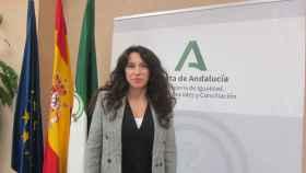 La consejera de Igualdad en Andalucía, Rocío Ruiz.
