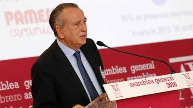 Fernando Roig, presidente de Grupo Pamesa y del Villarreal CF. EE