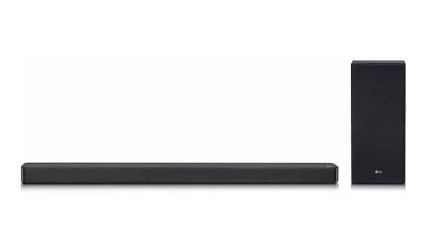 No te pierdas la mejor oferta de este Black Friday: Barra de sonido LG SL6YF con un 39% de descuento