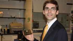 Tomás Palacios, investigador español en el MIT