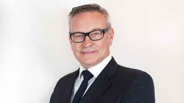 Adrian McDonald, presidente de Dell para Europa, Oriente Medio y África