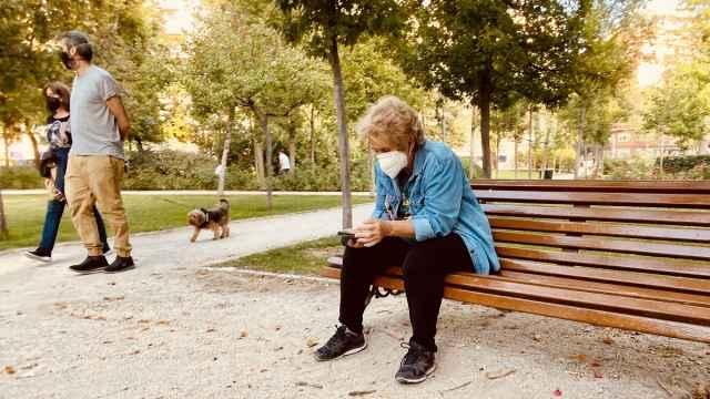 Pensionistas en una imagen de archivo / Europa Press