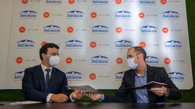 Central Lechera Asturiana y EDP impulsarán el ahorro energético de sus ganaderías