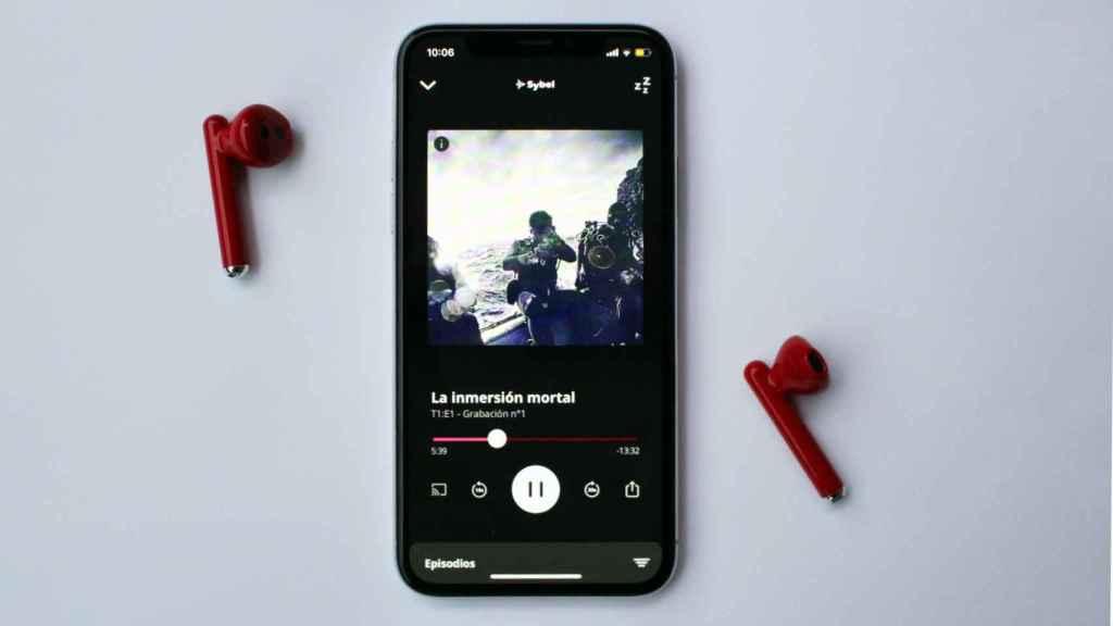 Sybel se puede descargar gratis en Android e iOS.