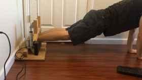 El robot de 'tortura' para hacer flexiones