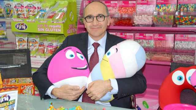 Antonio Andrés, presidente de Fini.