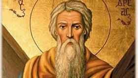 San Andrés apóstol.