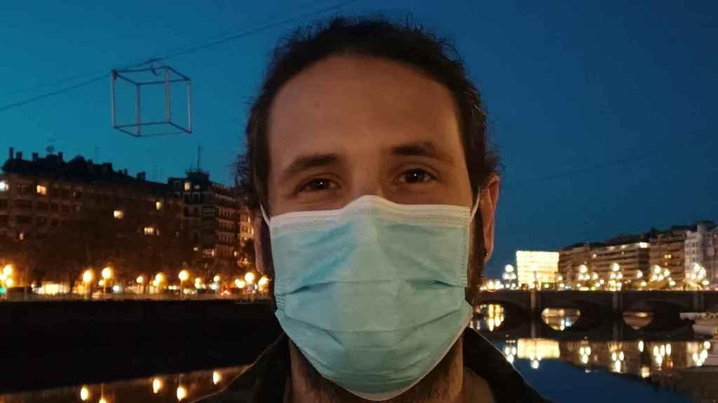 El epidemiólogo Álvaro Goñi de Francisco.