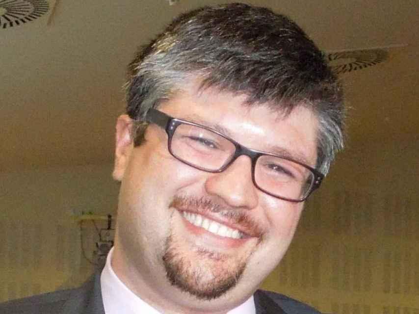 José Jonay Ojeda, epidemiólogo.