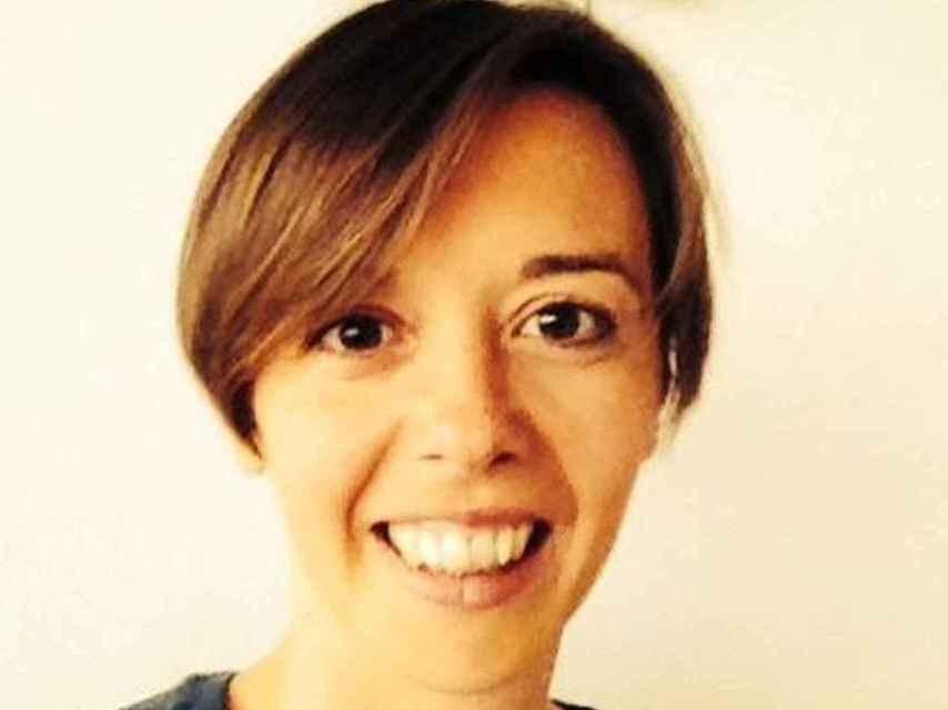 Gabriela Barbaglia, epidemióloga en el Hospital Clinic de Barcelona.