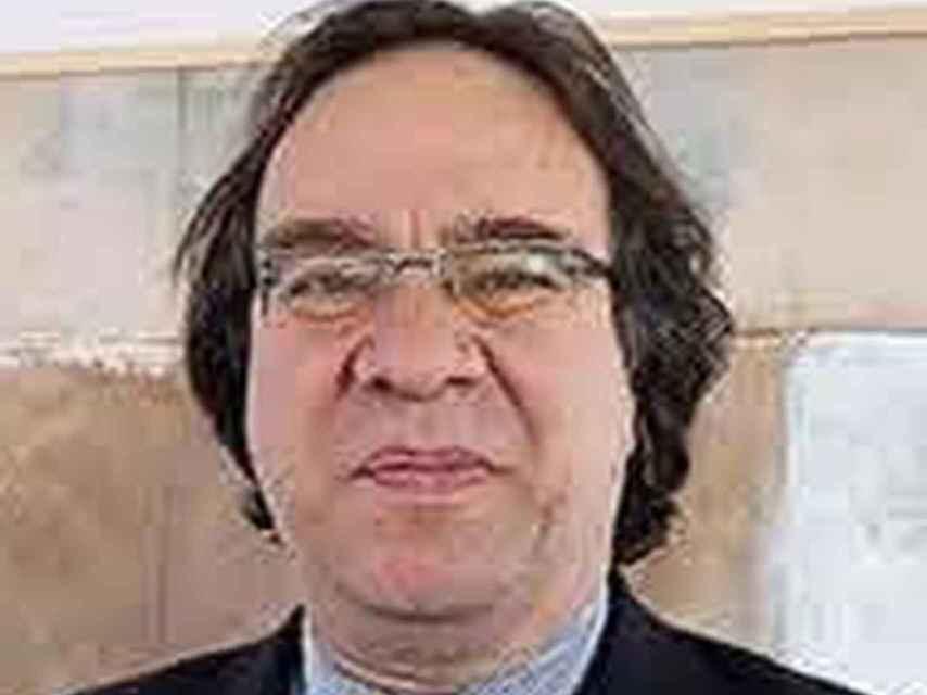 El presidente de la Asociación Española de Vacunología (AEV), Amós José García.