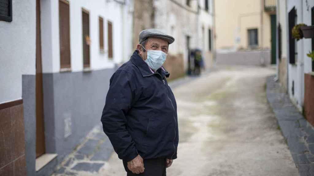 Celestino, 75 años.