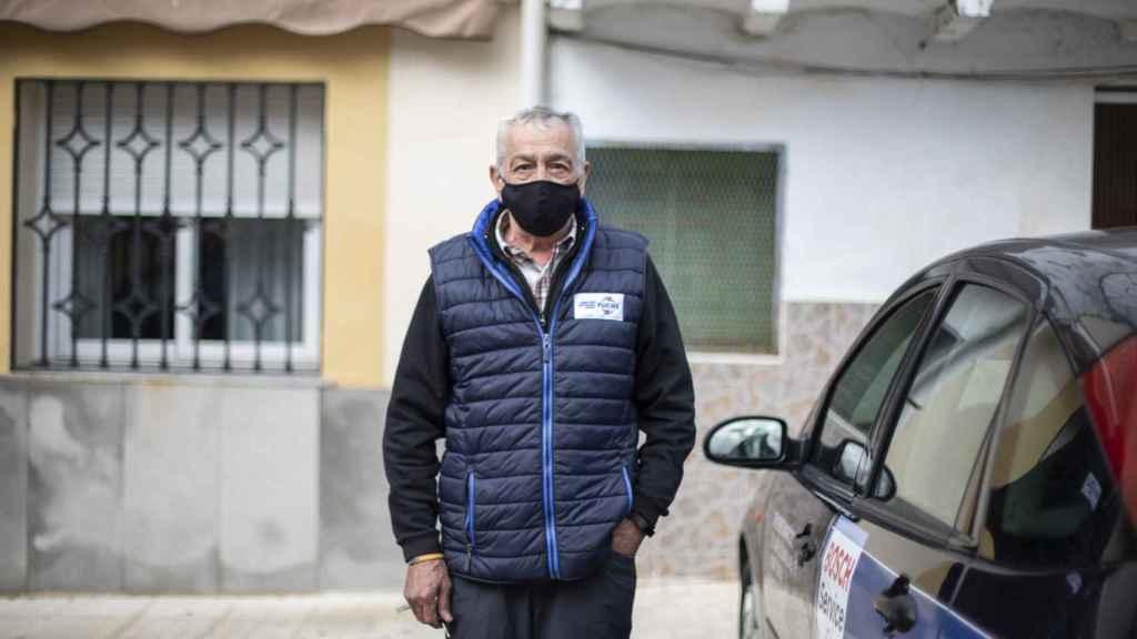 Marcos, 65 años.