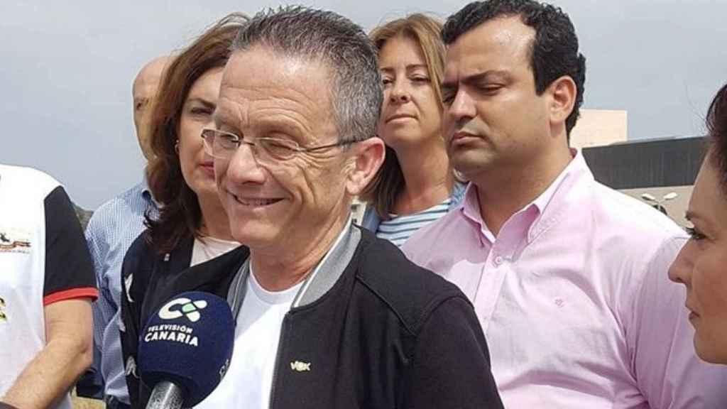 Carmelo González, uno de los principales críticos