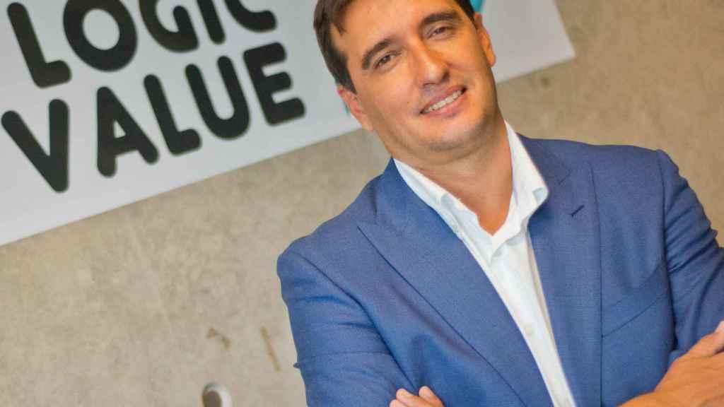 Lorenzo García Tamarit, CEO de The Logic Value.