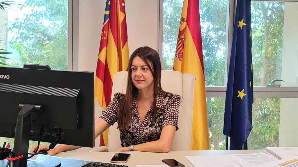 Carolina Pascual Villalobos, consejera de la Comunidad Valenciana.