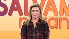 Carlota Corredera en 'Sálvame Naranja'