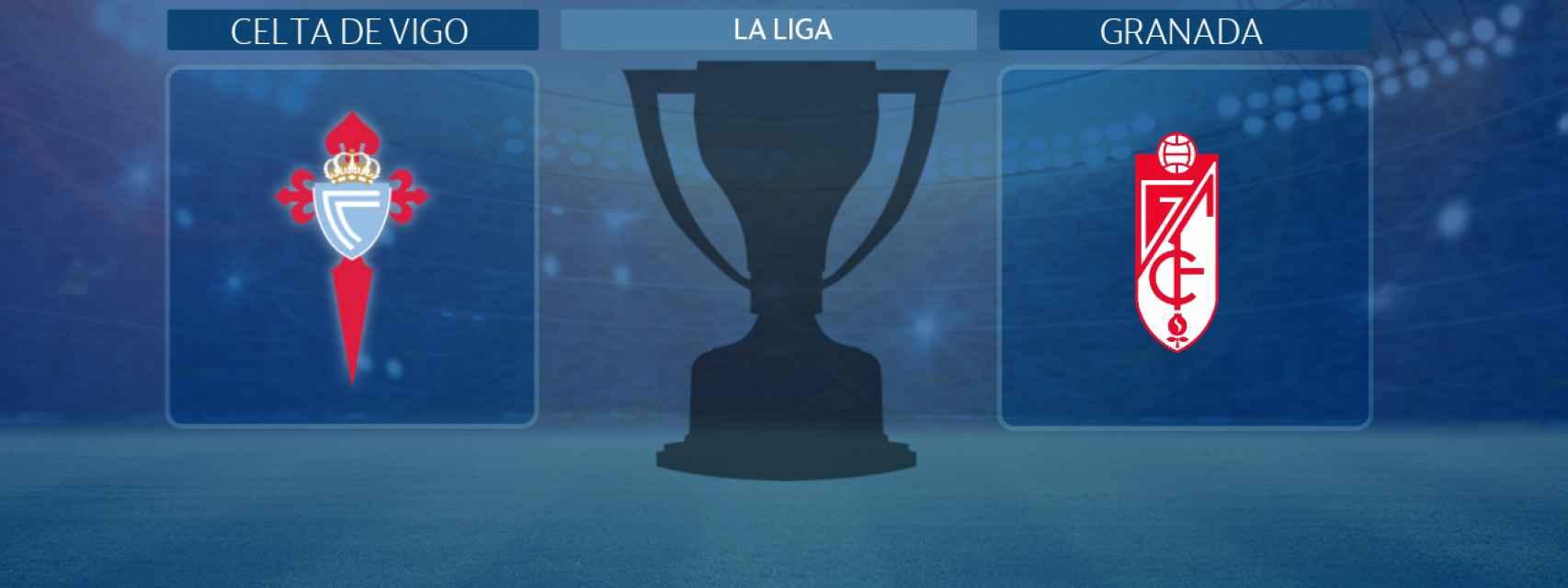 Celta de Vigo - Granada, partido de La Liga