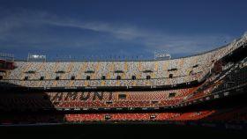 Mestalla, el estado del Valencia CF