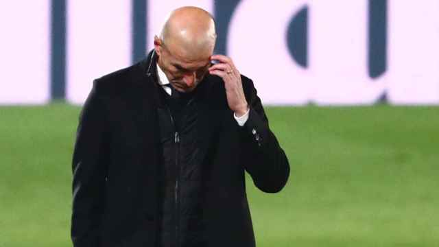 Zidane analiza en rueda de prensa la derrota del Real Madrid ante el Alavés