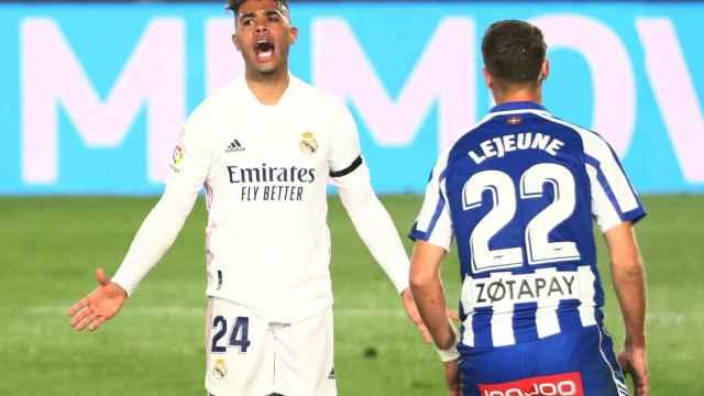 Las mejores imágenes del Real Madrid - Alavés de La Liga