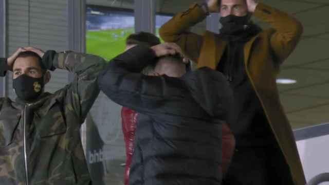 Ramos, Benzema y Valverde lamentan la ocasión que no entró de Isco en el último minuto