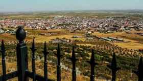 Una panorámica de Villarrubia de los Ojos (Ciudad Real)
