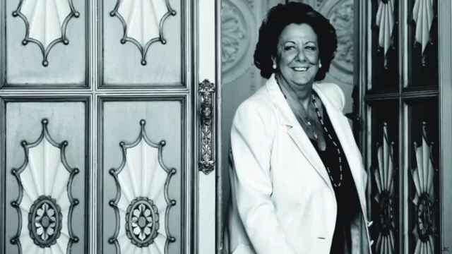 Vídeo homenaje a Rita Barberá difundido en las redes sociales. EE