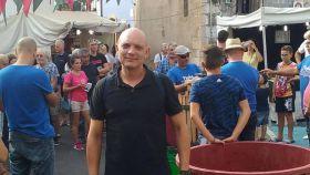 José Joaquín O. M., de 44 años, el vecino de la localidad alicantina de Llíber que murió tras recibir tres disparos.