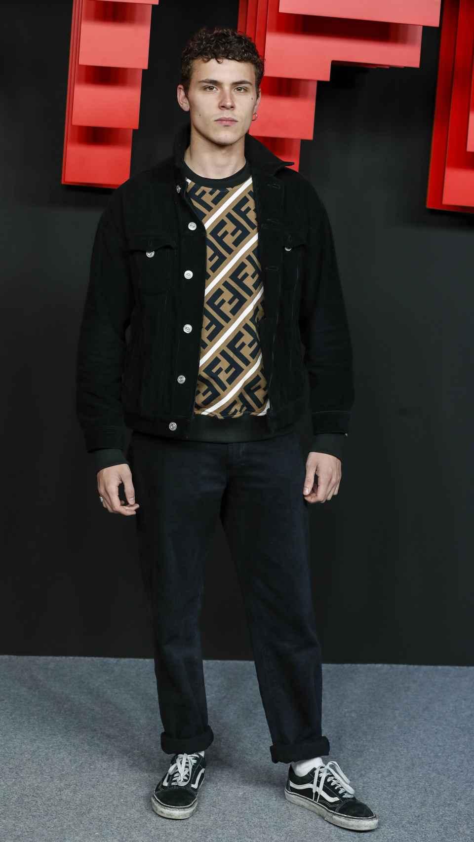 El actor Arón Piper.
