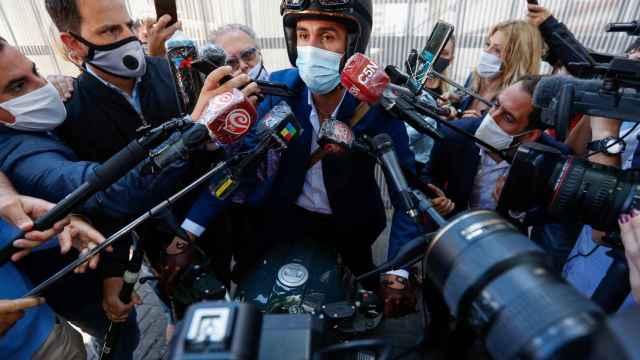 Leopoldo Luque, médico personal de Maradona