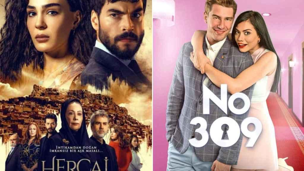 'Hercai' y 'Habitación 309'