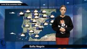 El tiempo para este lunes: lluvias y tormentas en Canarias, Cádiz y el sur peninsular