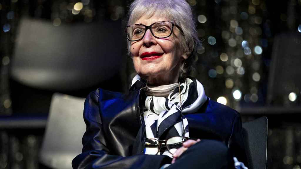 La actriz Concha Velasco, que cumple 81 años este domingo 29 de noviembre.