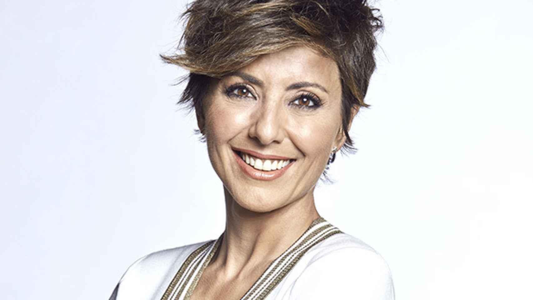 Sonsoles Ónega, en una imagen oficial de Mediaset.