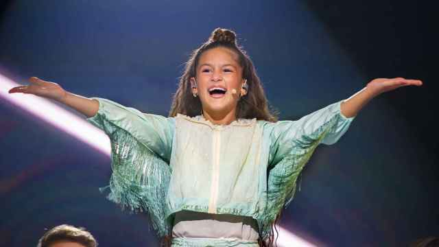 Spain - Soleá - Palante at Junior Eurovision 2020