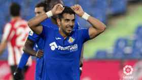 Ángel rescata un punto para el Getafe frente a un rocoso Athletic