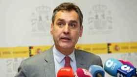 Francisco Tierraseca, delegado del Gobierno de España en Castilla-La Mancha,