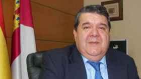 Doctor Juan Antonio Blas Quílez, gerente del Complejo Hospitalario de Toledo