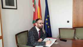 Denis Itxaso, delegado del Gobierno en el País Vasco.