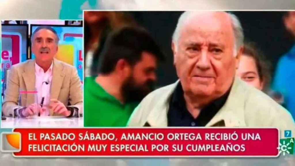 La defensa de Juan y Medio a Amancio Ortega  es sobradamente conocida para los tuiteros.