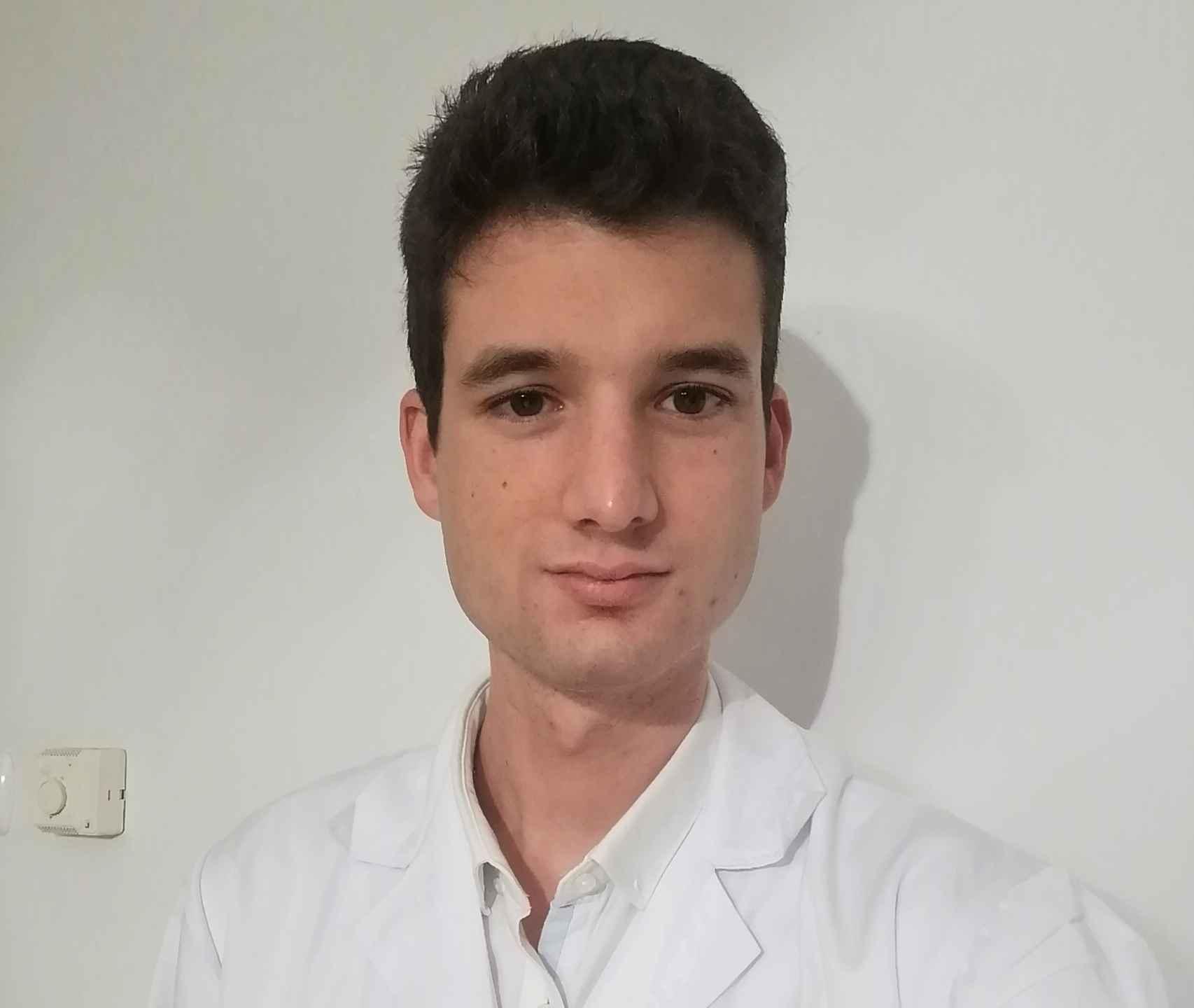 El epidemiólogo Javier Pérez.