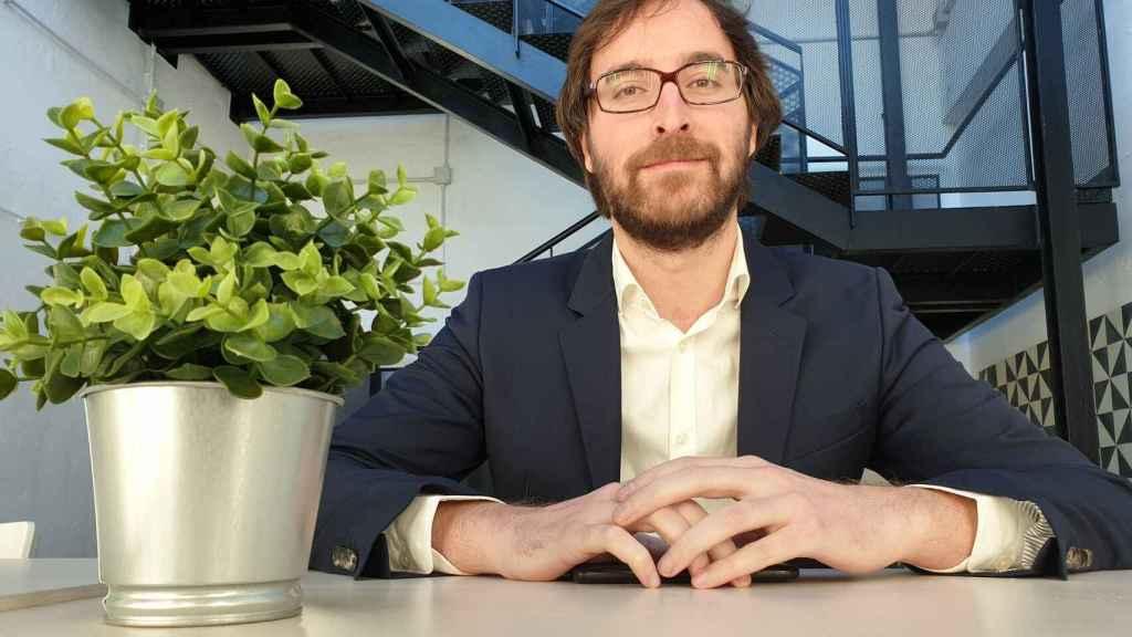 Carlos Mateo preside la Asociación Española de Startups.